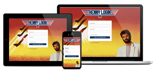 Kenny Login version 1.0.0 released